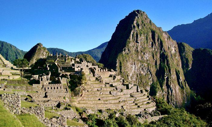 Huayna Picchu LS1